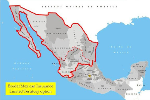 Border Mexican Insurance Limited Territory